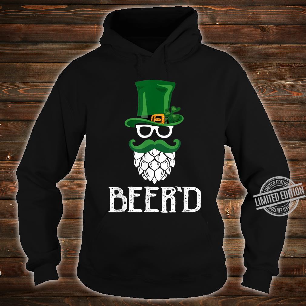 Beer'd Beard St. Patrick's Day For Craft Beers Shirt hoodie