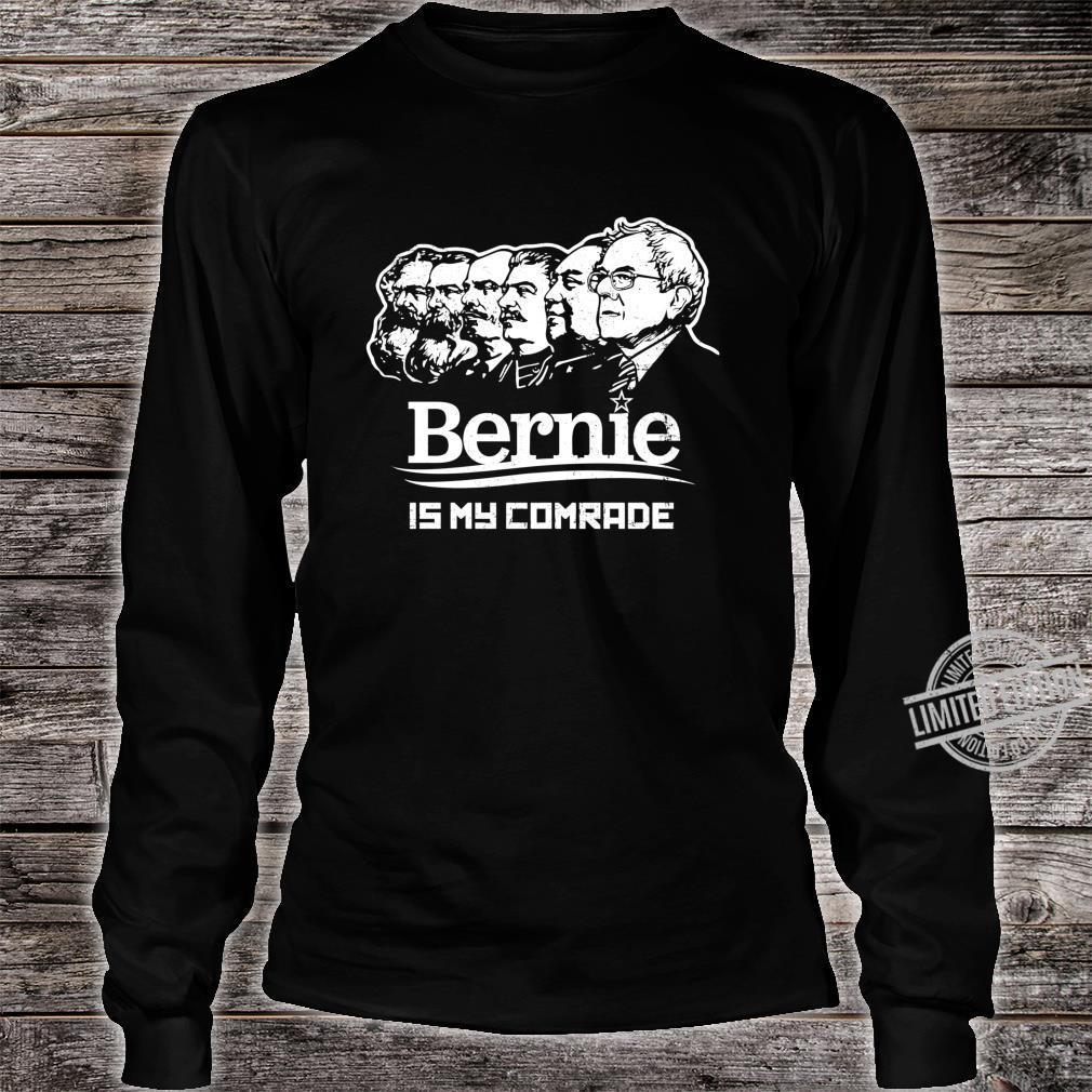 Bernie Sanders Communist Shirt long sleeved