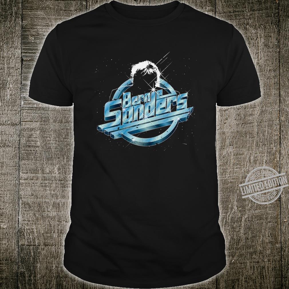 Bernie Sanders Indie Music Rock Star Vintage Retro Design Shirt