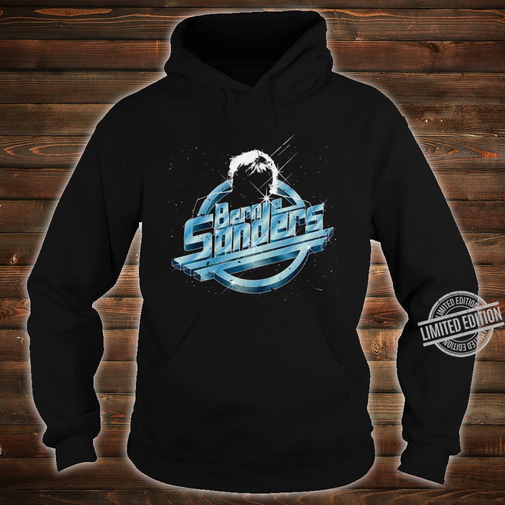 Bernie Sanders Indie Music Rock Star Vintage Retro Design Shirt hoodie