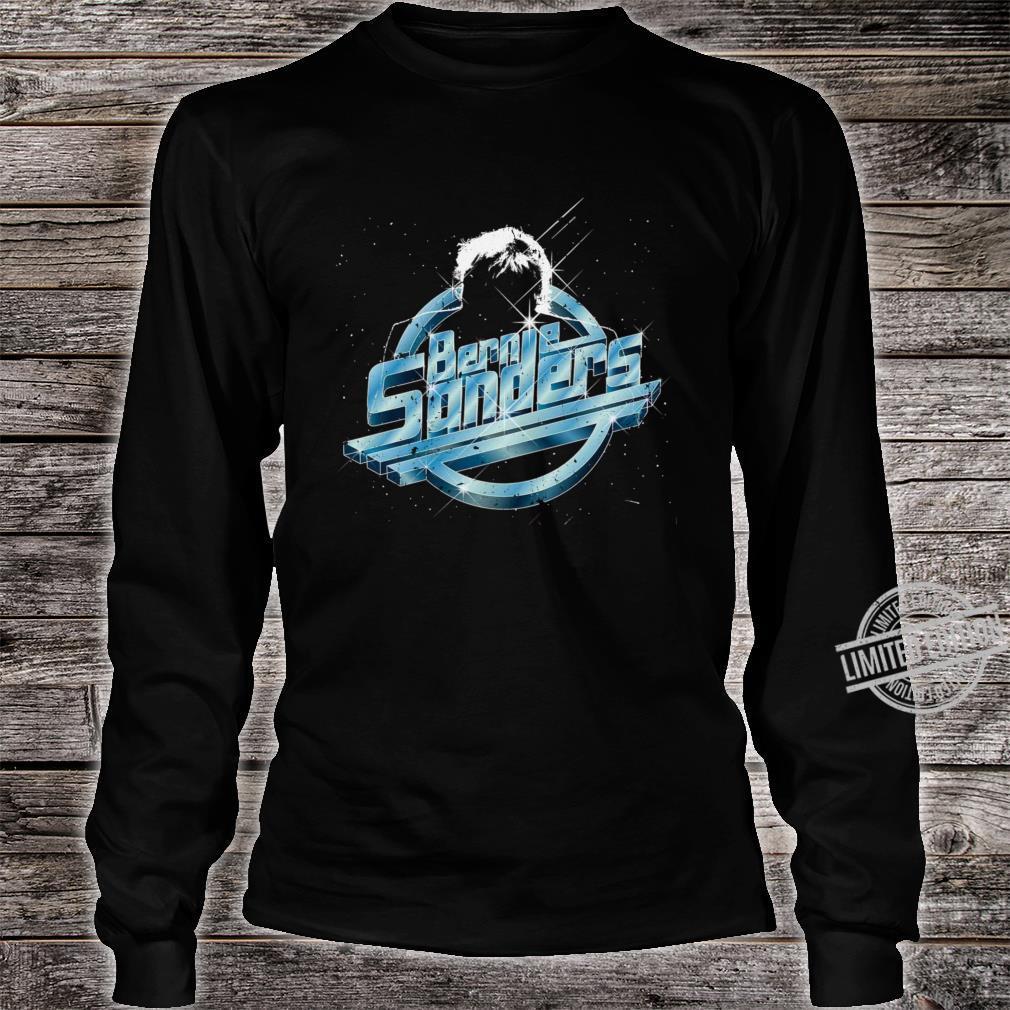 Bernie Sanders Indie Music Rock Star Vintage Retro Design Shirt long sleeved