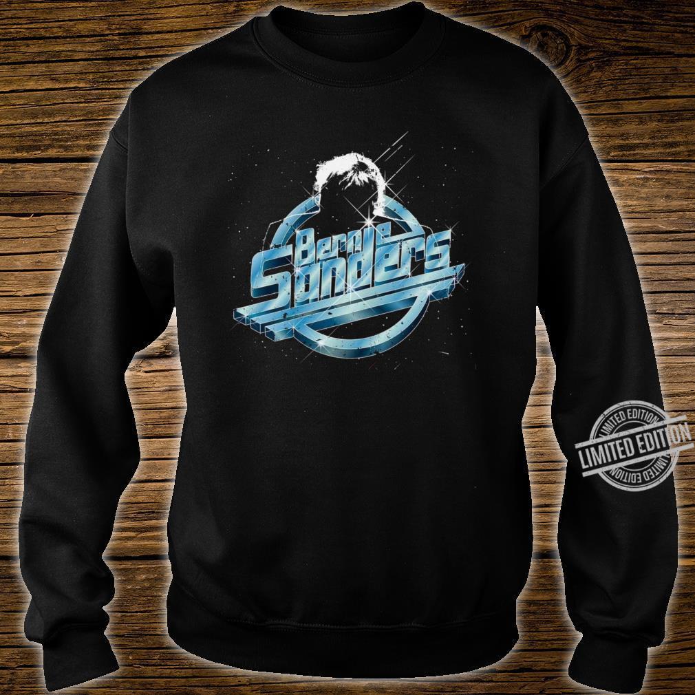 Bernie Sanders Indie Music Rock Star Vintage Retro Design Shirt sweater