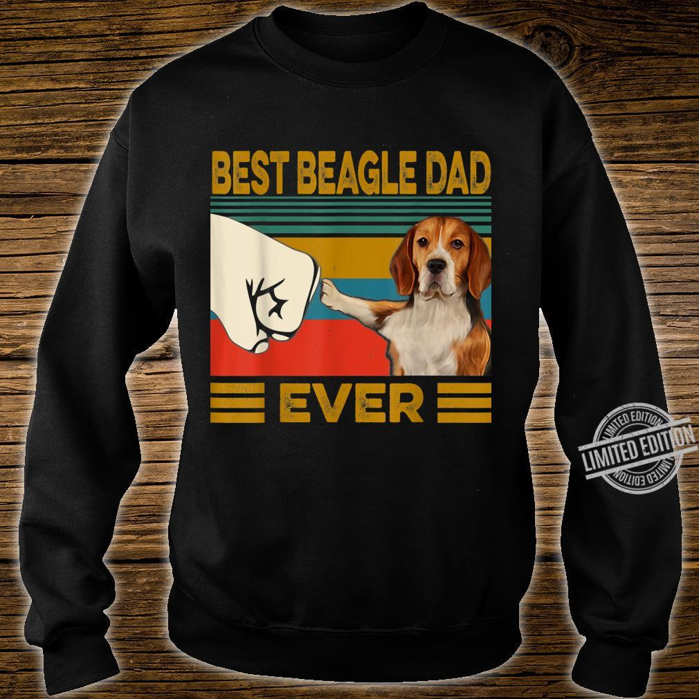Best Beagle Dad Ever Shirt sweater