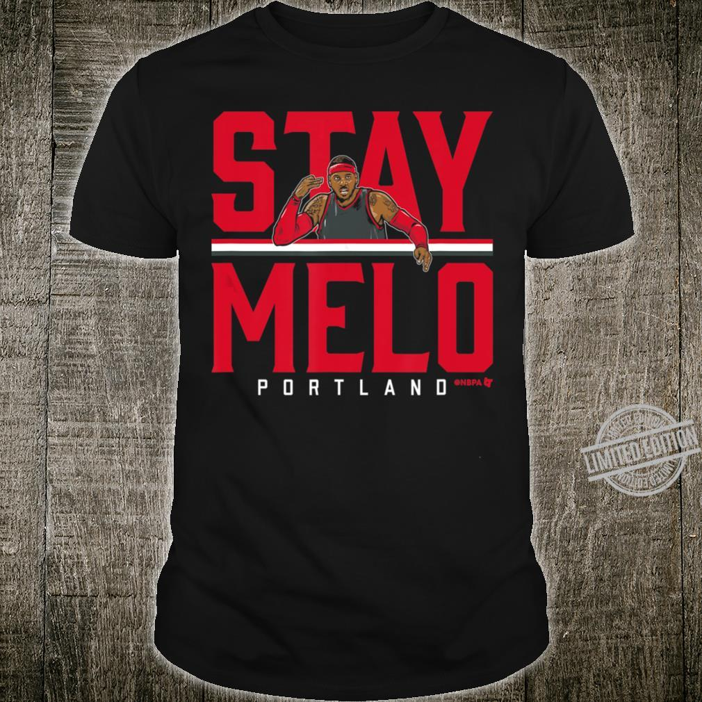 Officially Licesed Carmelo Anthony St Shirt