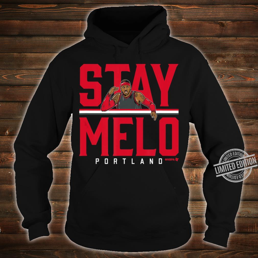 Officially Licesed Carmelo Anthony St Shirt hoodie