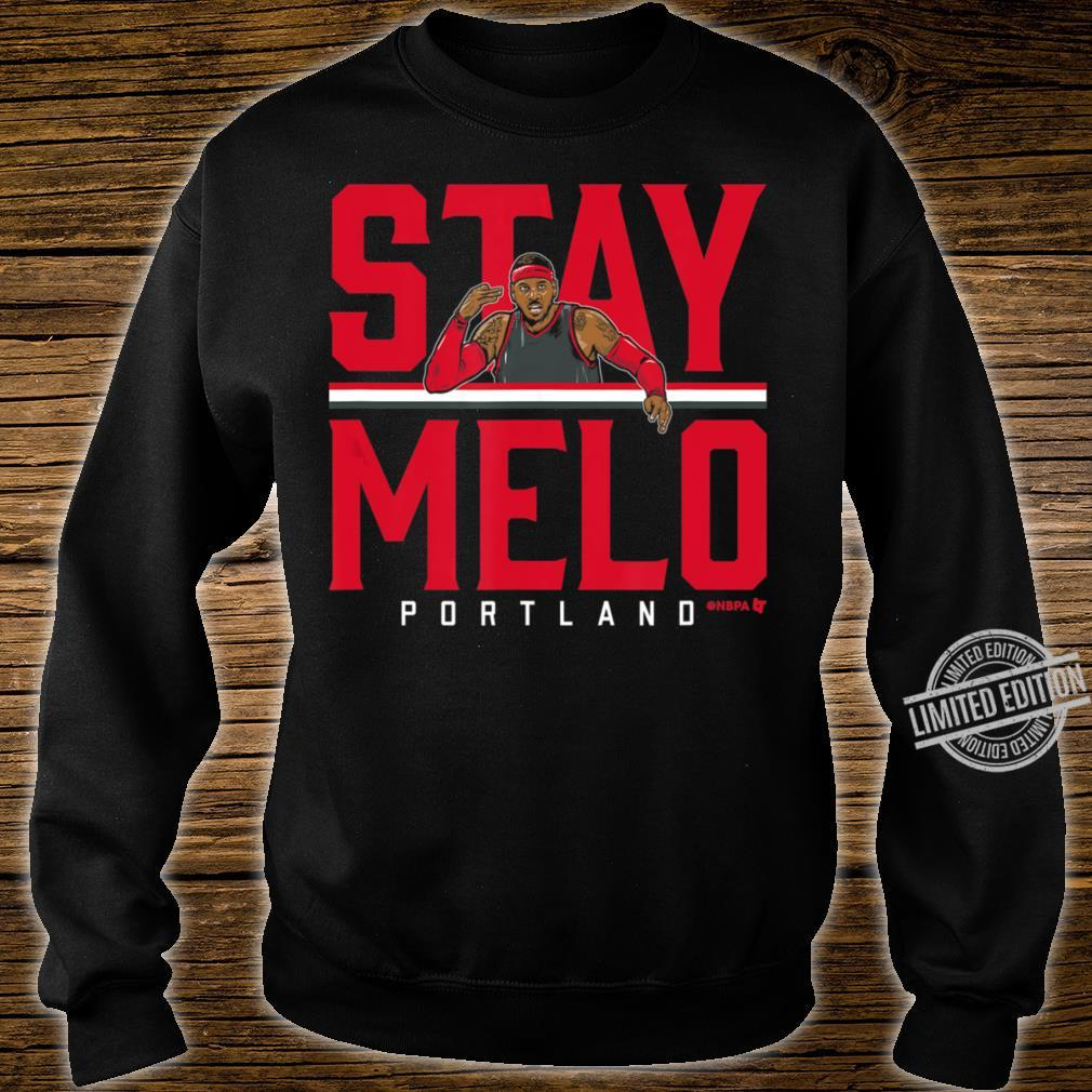Officially Licesed Carmelo Anthony St Shirt sweater