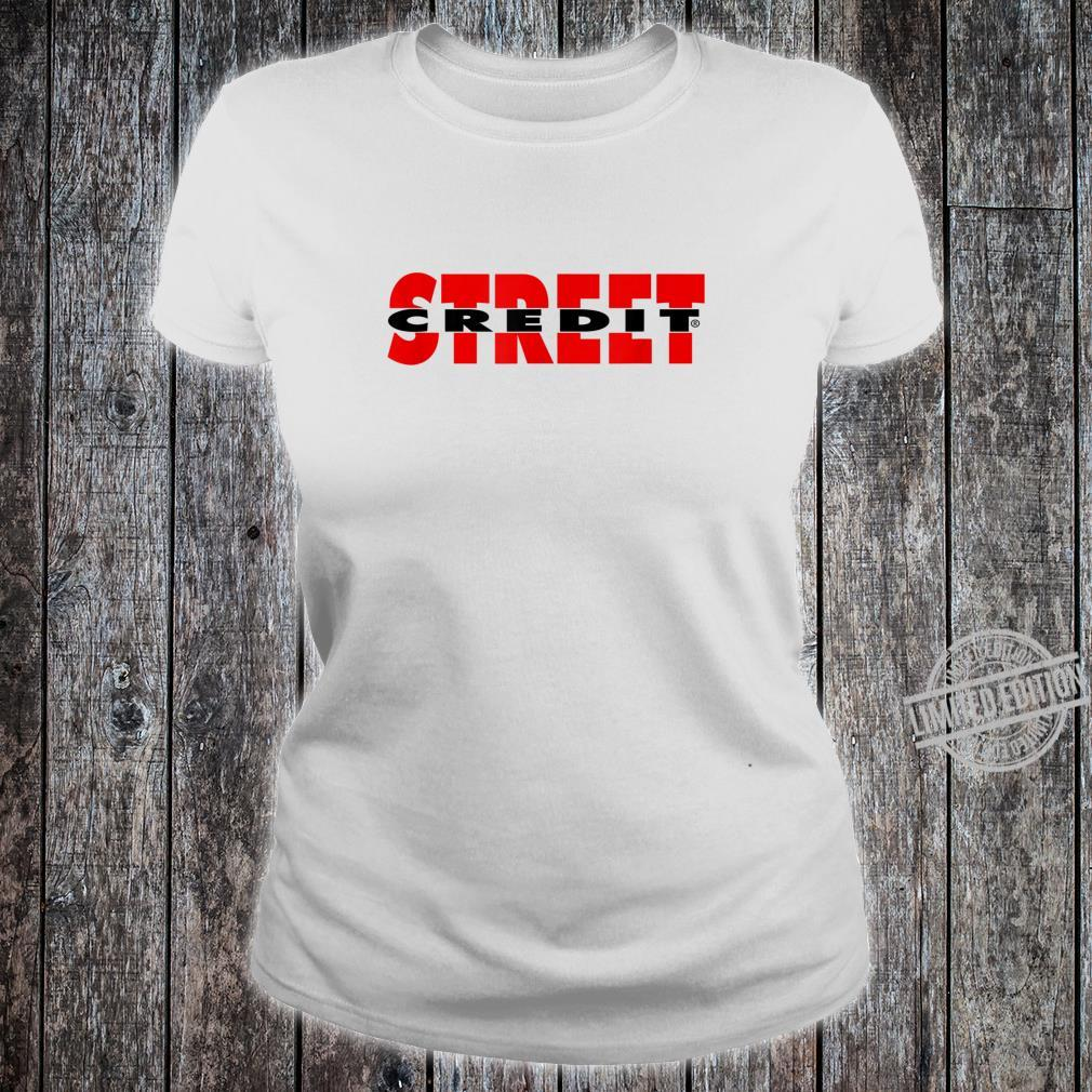 Street Credit Split Youth Shirt ladies tee