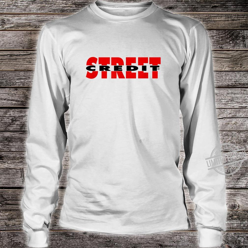 Street Credit Split Youth Shirt long sleeved